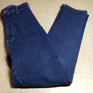 "Vintage 80's Gitano Mom Jeans 28"" Waist"